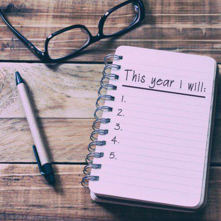 """Il buon proposito è un'intenzione che si basa sul """"mi piacerebbe"""" mentre l'obiettivo verte sulla presa di responsabilità ed autocoscienza"""